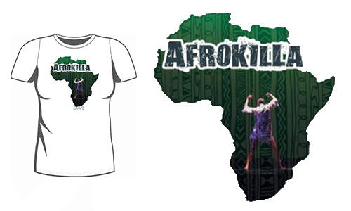 Afrokilla Tee