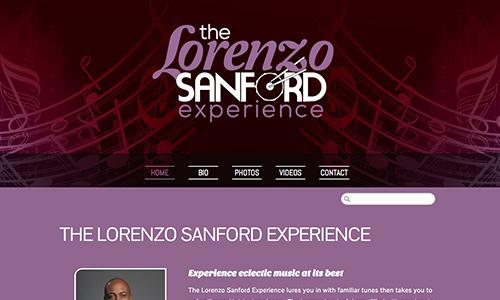 The Lorenzo Sanford Experience